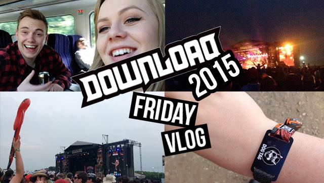 Download Festival 2015 vlog | robowecop