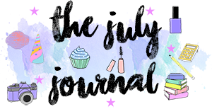 july journal