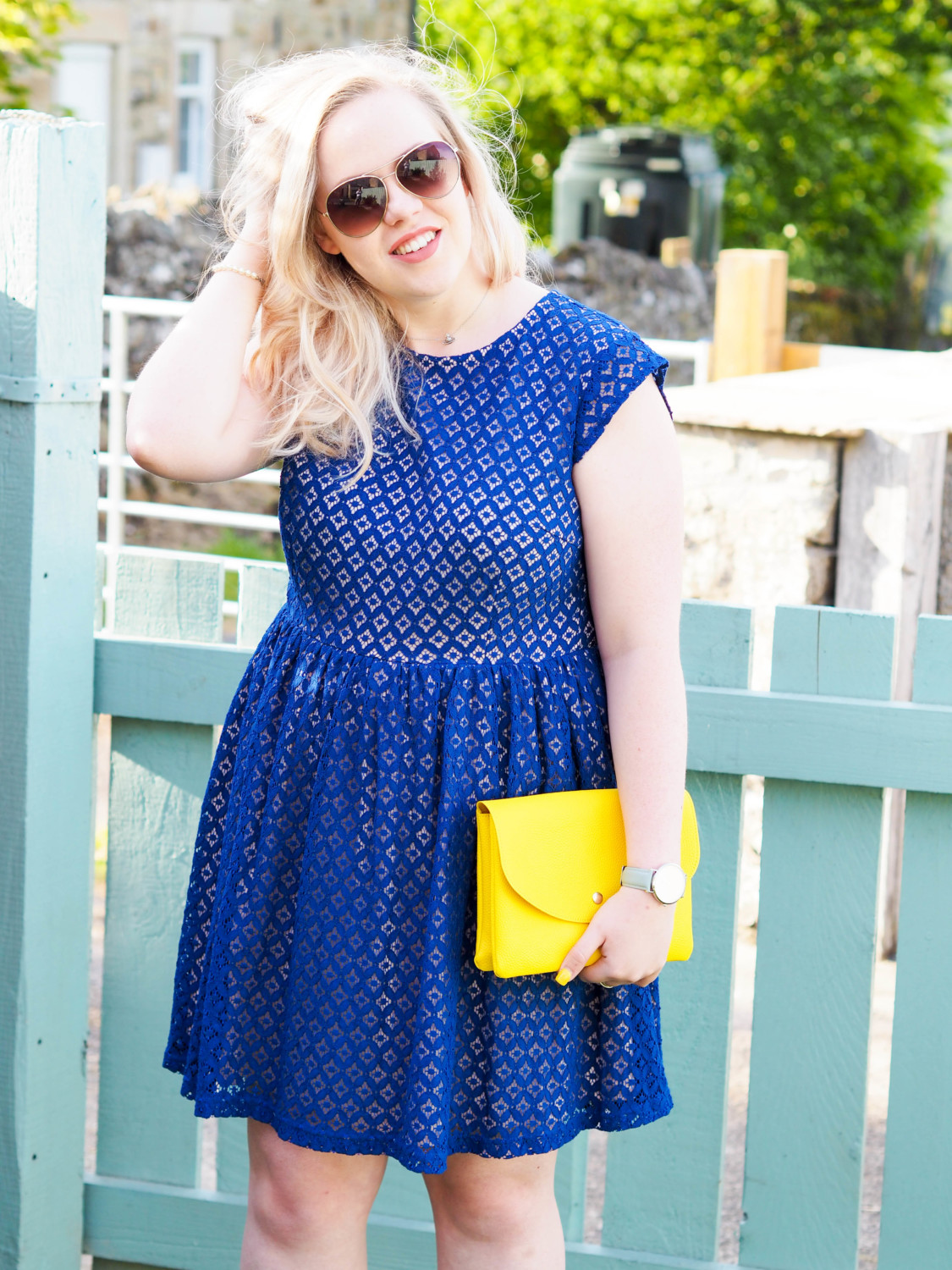 Clashing colours for a summer wedding | robowecop