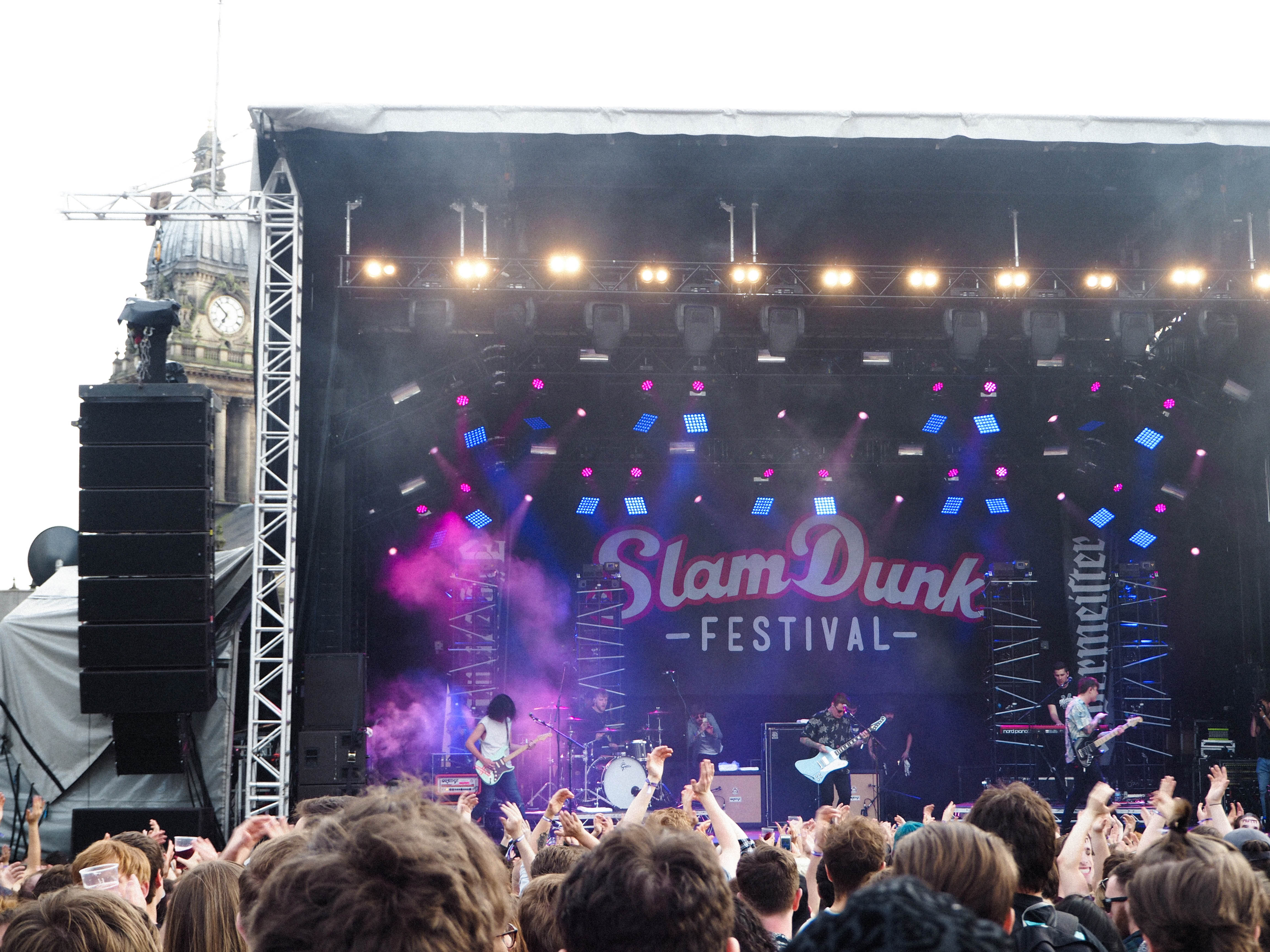 Snapshots from Slam Dunk 2017 | rhianna olivia