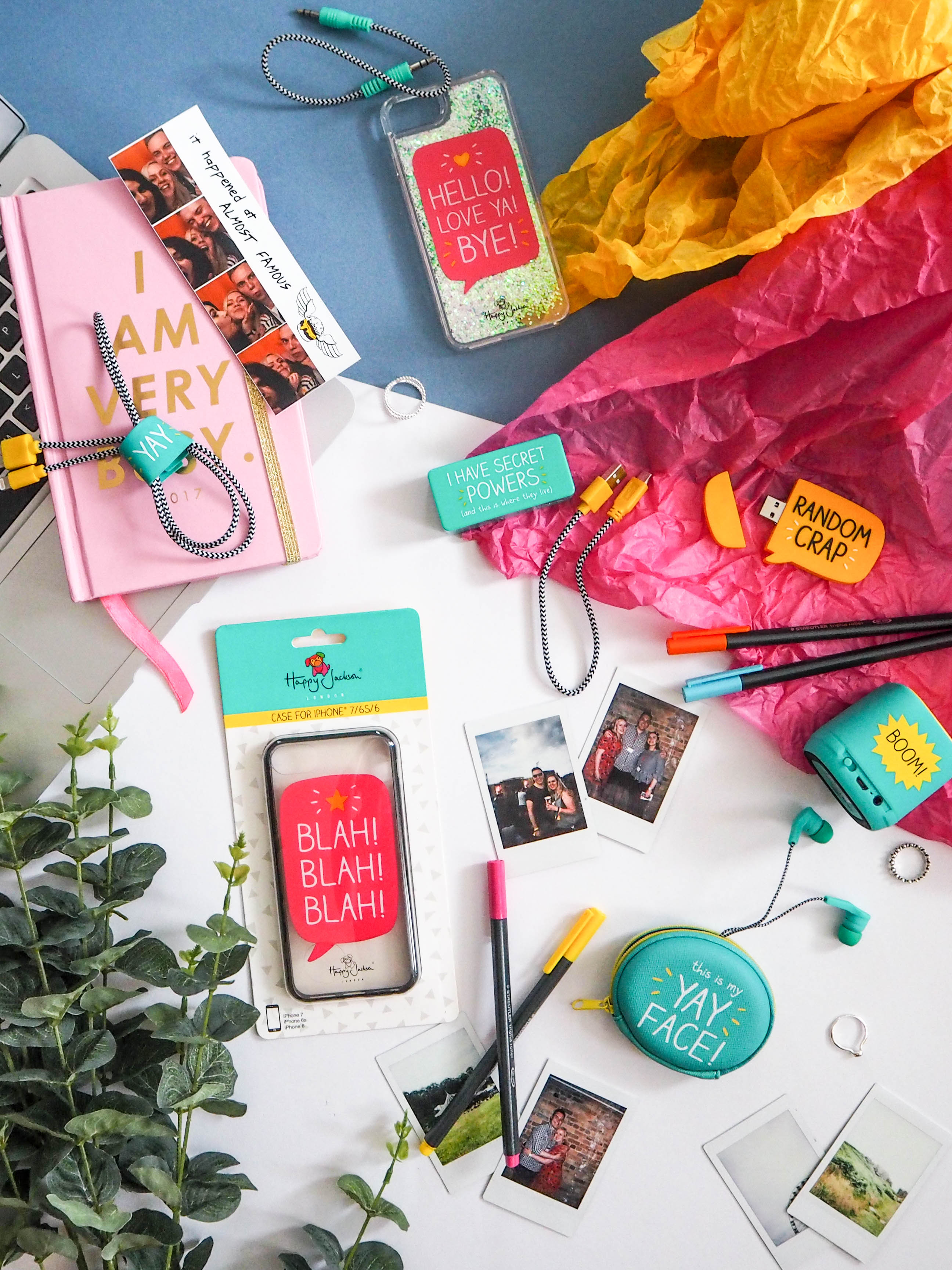 Essential tech accessories for students | rhianna olivia