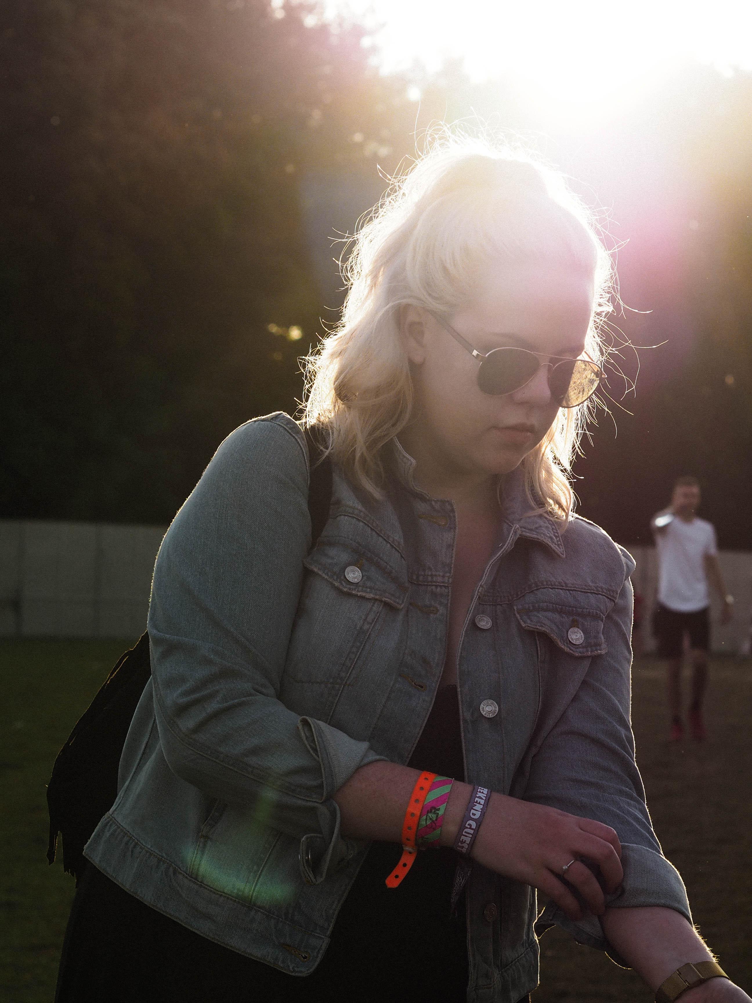 What I wore to Leeds Fest 2017 | rhianna olivia