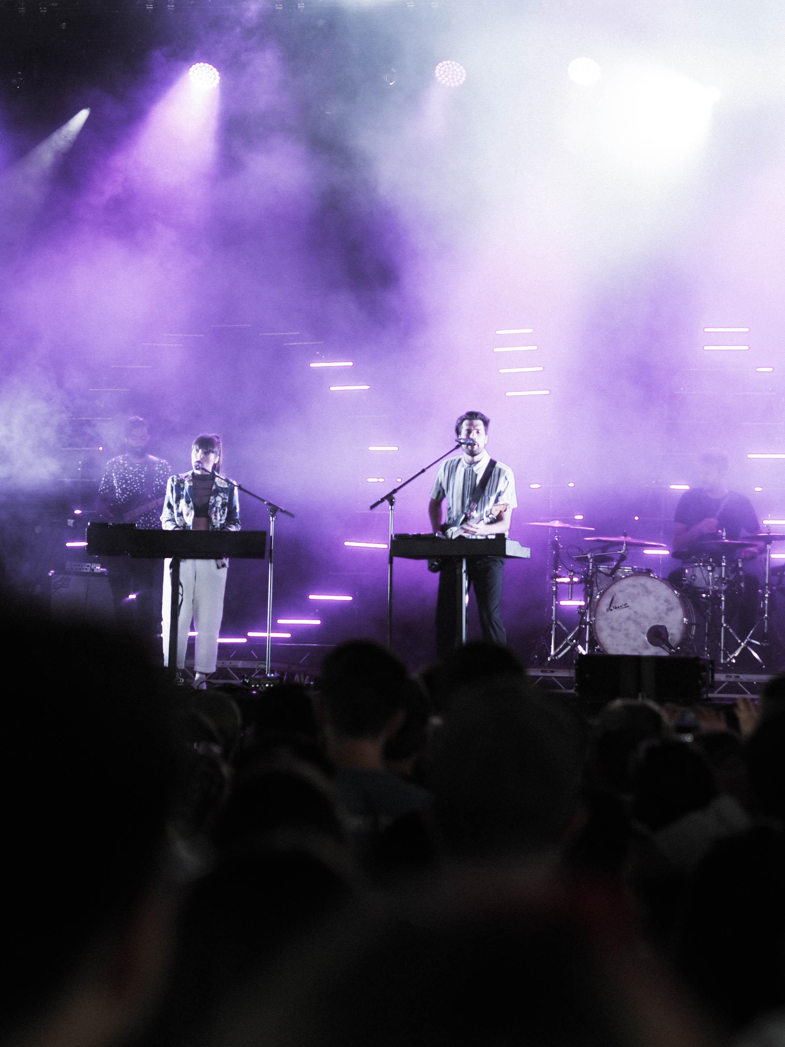 Leeds Festival 2017   rhianna olivia