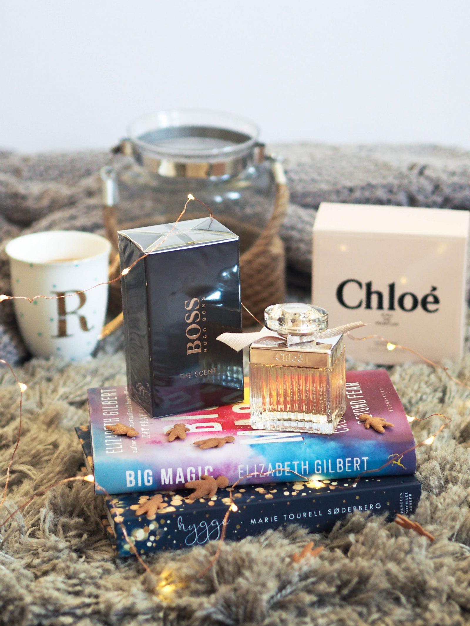 fragrance for christmas | rhianna olivia