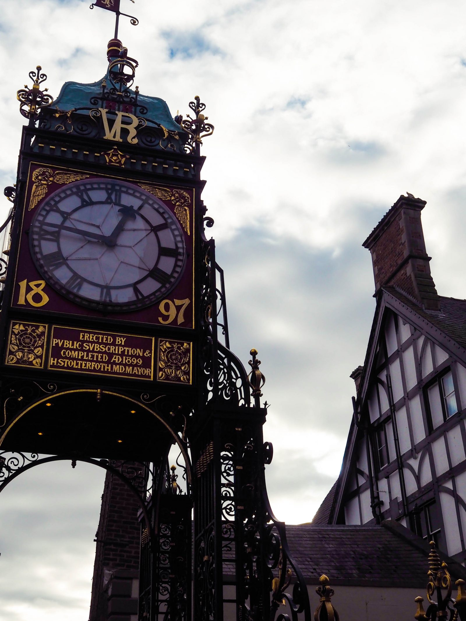 weekend in chester in photos | rhianna olivia